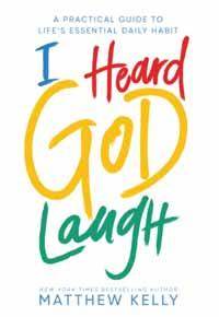 I Heard God Laugh Book Cover