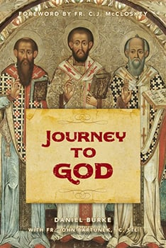Journey to God Book by Daniel Burke