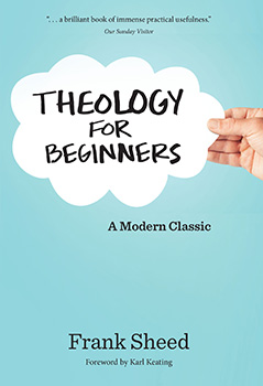 Theology for Beginners Book by Frank Sheed